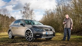 Get adventurous with the SEAT Leon X-PERIENCE 2.0 TDI (sponsored). Auto Express.