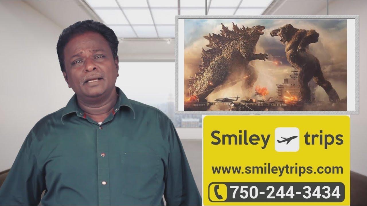 GODZILLA vs KONG Tamil Movie Review - Tamil Talkies