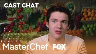 Season 5: Jordan Kaminski MASTERCHEF FOX BROADCASTING