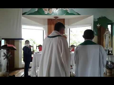 Santa Missa | 20.11.2020 | Sexta-feira | Padre José Sometti | ANSPAZ