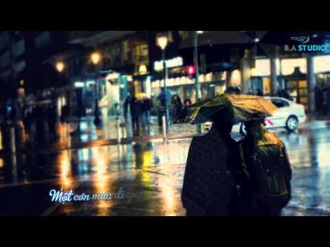 Dấu Mưa - Trung Quân [Video Lyrics / Kara]
