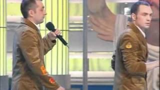 КВН Лучшее: КВН Высшая лига (2005) 1/4 - Сборная Питера - Приветствие