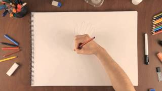 Como dibujar nudillos sombreados