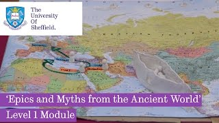 Epics and Myths from the Ancient World