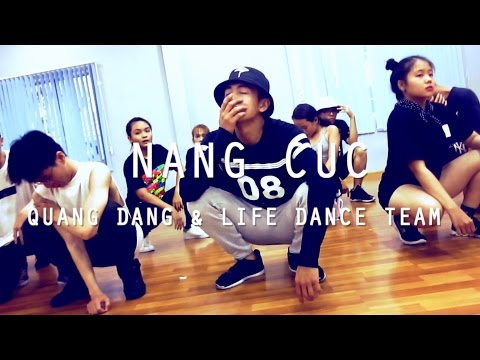 Quang Đăng Choreography | NẮNG CỰC - VARIOUS SINGERS