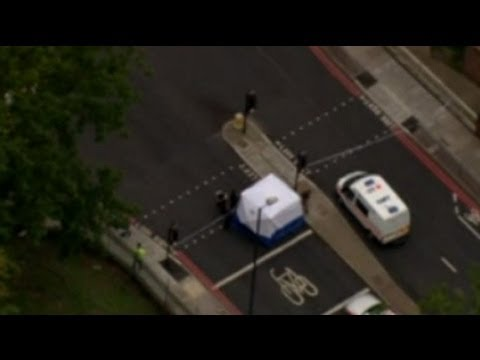Woolwich 'machete' attack 'like something from a film'