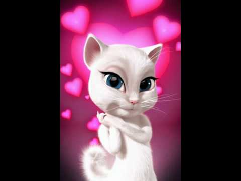 Talking Angela ( Talking Tom Messenger )