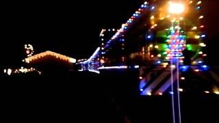 handy dandy railroad country christmas train youtube - Christmas Train Denton Nc