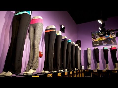 Lululemon Shares Plunge on Weak Sales Forecast