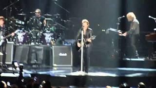 Bon Jovi Opening & Blood on Blood Feb 14-15, 2011 (Toronto) Pt1