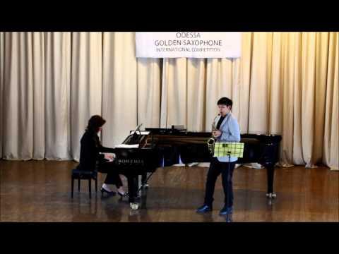 Golden Saxophone 2015 – Chirat Cherdkiatkul – J Matitia Devli`s Rag