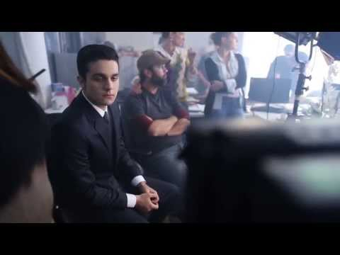 Luan Santana - Te esperando (Making of do videoclipe)