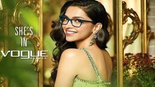 Deepika Padukone Launches New Range of 'Vogue' Eyewear