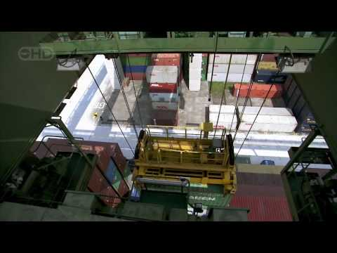 Megastructures HD! - Singapore, world's busiest port (5 of 5)