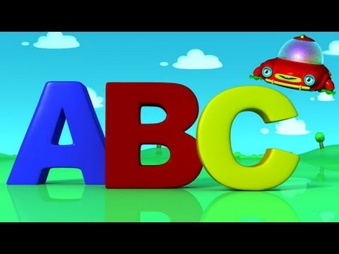 Tutitu Abc Helicopter - ALPHABET - ABC song with TUTITU