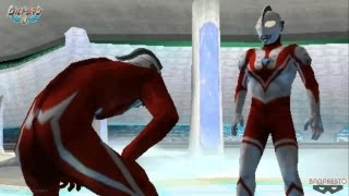 Ultra Seven Story Mode Pt.1/5 ϟ Ultraman Fighting
