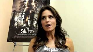 Interview: Saw 3D's Betsy Russell