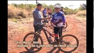 Iron Biker re�ne ciclistas em Mariana neste fim de semana