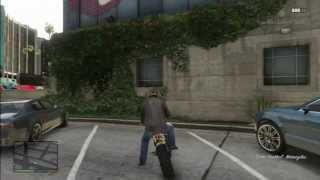 GTA V EPSILON MISSION (KIFFLOM) DINKA DOUBLE-T LOCATION