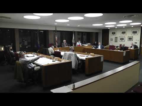 Clinton County Legislature Meeting 11-24-20