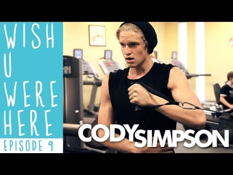 Cody Works Out - Cody Simpson: Wish U Were Here Summer Series Episode #9