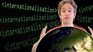 Internationalis(z)ing Code - Computerphile