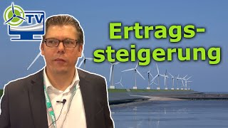 Welche Maßnahmen zur Optimierung von Windkraftanlagen?