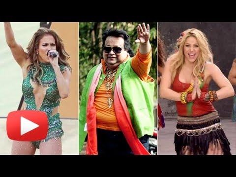 Bappi Lahiri Exlusive For FIFA World Cup 2014