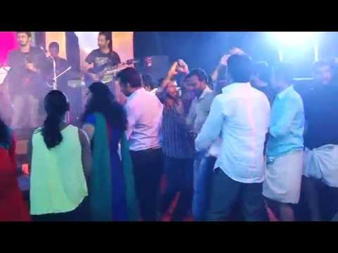 kalinga band live  'Kuttadadan kayalile' (Malayalam folk song) in Rock version
