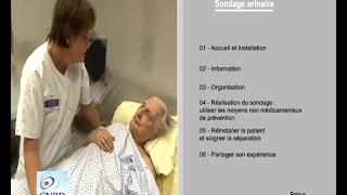 5/5 [Rôle infirmier autonome] Sondage urinaire