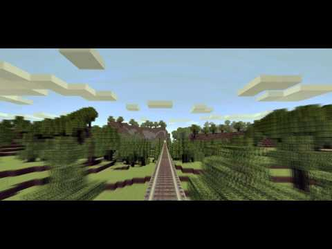 Minecart Interstate V3.0 [MineCraft] -0jQGT8krCDU