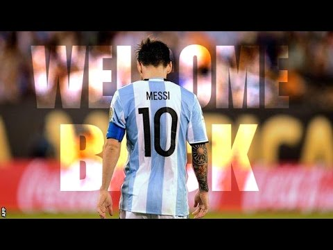 Lionel Messi ● Man Of The Year - Logic ● Argentina ● Best skills/goals ● 2016/2017