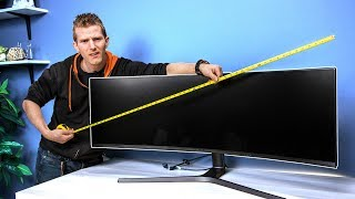 Super Ultra-Wide Monitor – Dank or Dumb?