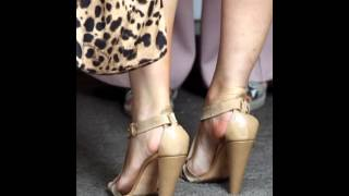 Sharon Stone Feet & Legs (Close-Up)