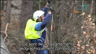 Fibre optique en Drôme-Ardèche