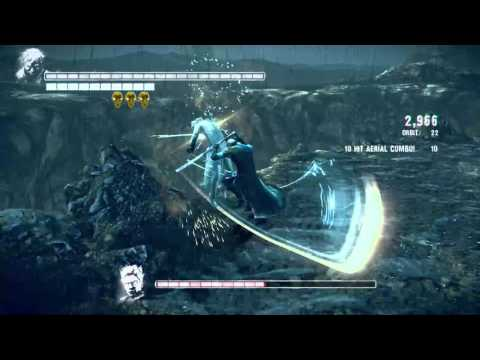 DmC: Devil May Cry - Vergil's Downfall - (Hell and Hell) Hollow Vergil boss fight