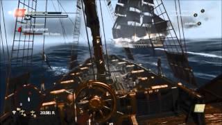Battre Les Navires Légendaires AC Black Flag
