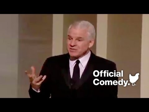 Steve Martin Honors Paul Simon