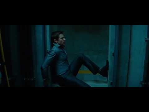 "Mission: Impossible Ghost Protocol Clip ""Fan Jump"""