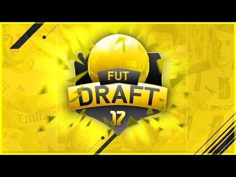 FUT DRAFT EN EL FIFA 17 ¿QUE ES ESTO? ¿CONSEGUIREMOS GANARLO?