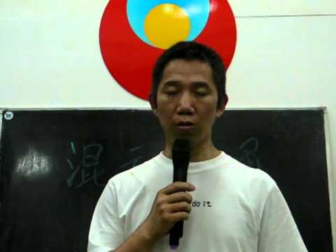 Zhineng Qigong - Full Moon Meditation Master Yuantong Liu 5/2011
