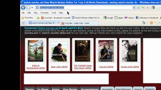 How To Download Free Movies (No Torrents)