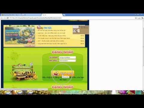 Hack Bug Gunny ( Part 2 đã fix lại lỗi web )