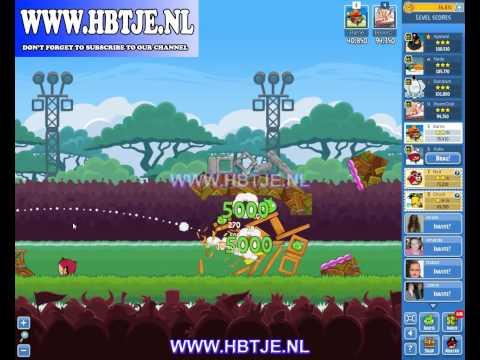 Angry Birds Friends Tournament Level 4 Week 71 (tournament 4) no power-ups
