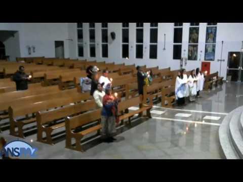 Santa Missa | 11.04.2020 | Sábado de Aleluia | Padre José Sometti | ANSPAZ