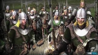 THE LORD OF THE RINGS ONLINE HELM'S DEEP Trailer