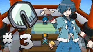 Let's Play Pokemon: HeartGold Part 3 Violet Gym Leader