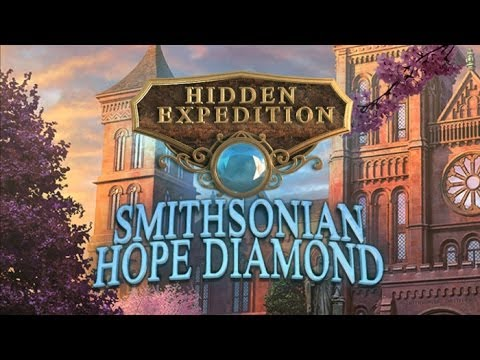 Hidden Expedition Smithsonian: The Hope Diamond Gameplay | HD 720p