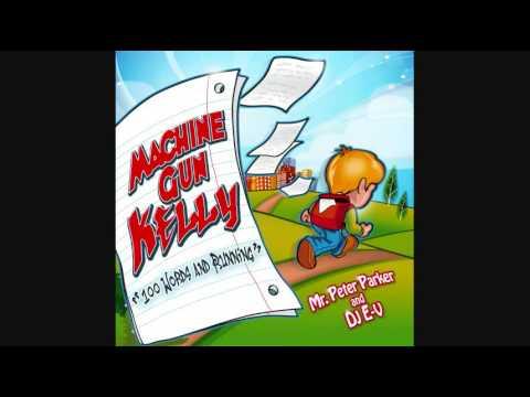 machine gun 100 words and running