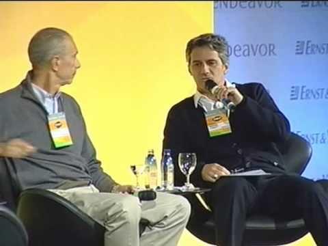 Beto Sicupira fala sobre sociedade no CEO Summit 2010